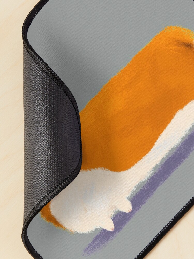 Alternate view of Corgi Mouse Pad