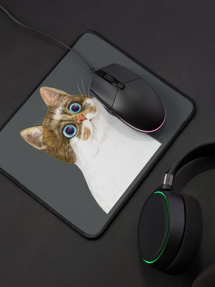 Alternate view of Cat Mouse Pad