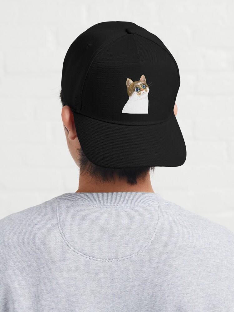 Alternate view of Cat Cap