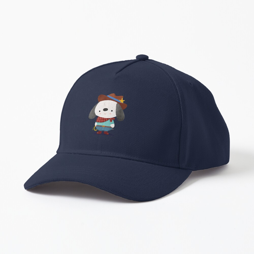 Ted The Dog Sheriff Cap