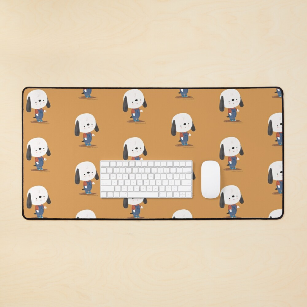 Ted The Dog Mouse Pad