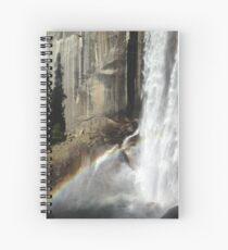 Vernal Fall Spiral Notebook