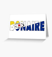Bonaire Greeting Card