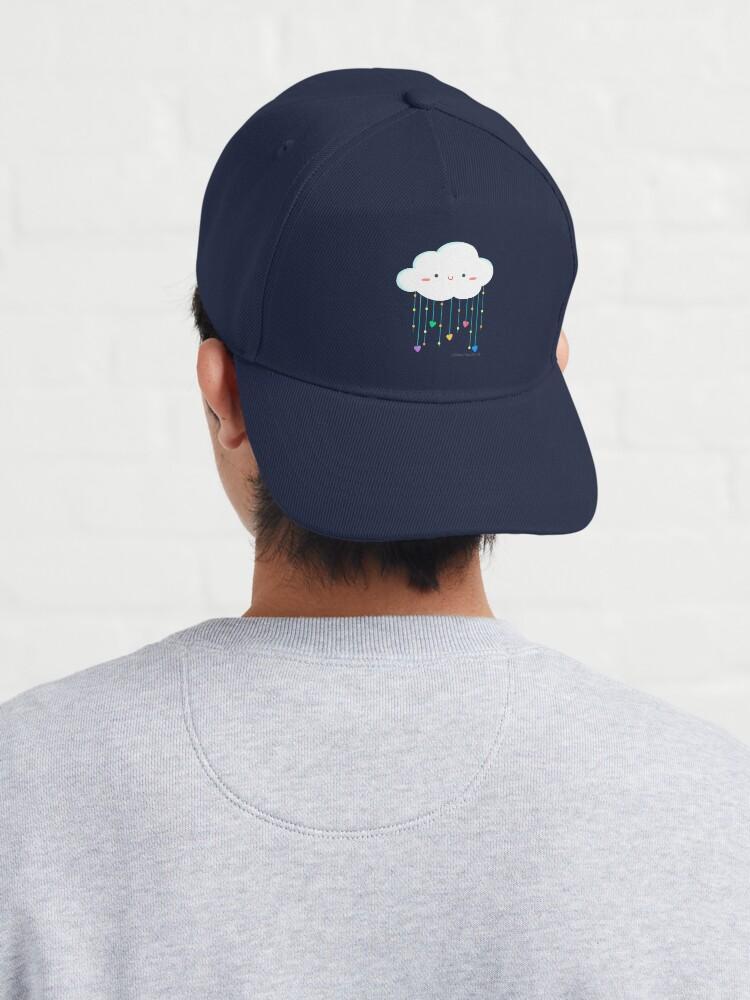 Alternate view of Cloud Love Cap
