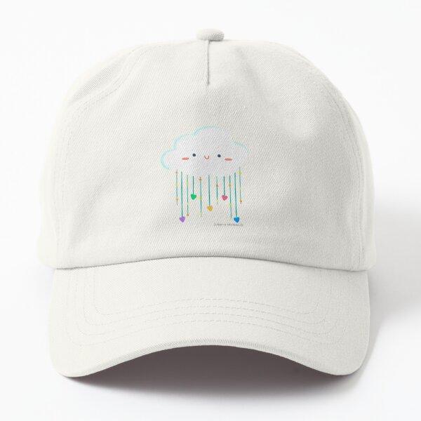 Cloud Love Dad Hat