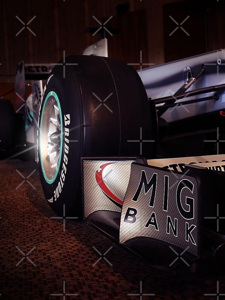 Mercedes AMG Petronas, F1, schumacher by hottehue