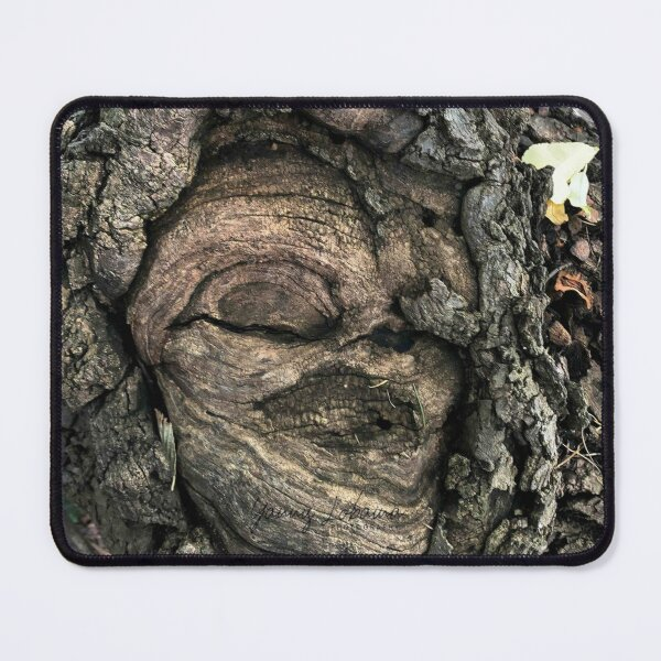 FEMALE SPIRIT AN OAK TREE By Yannis Lobaina  Mouse Pad