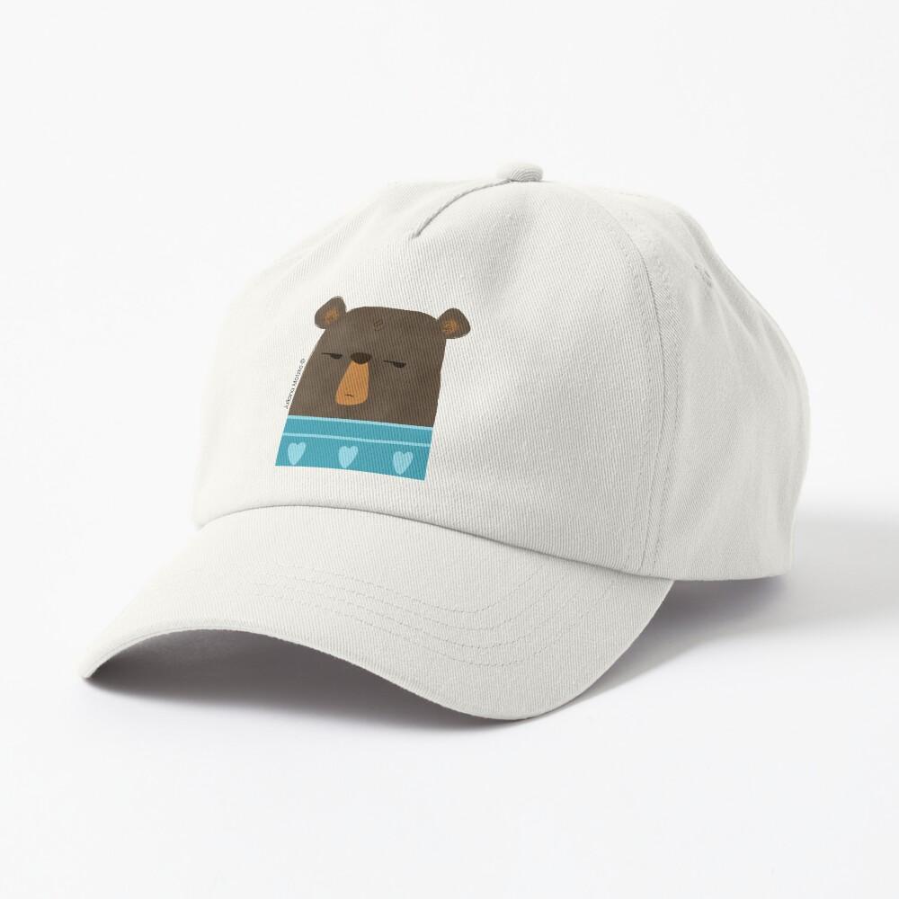Skeptical Bear Cap