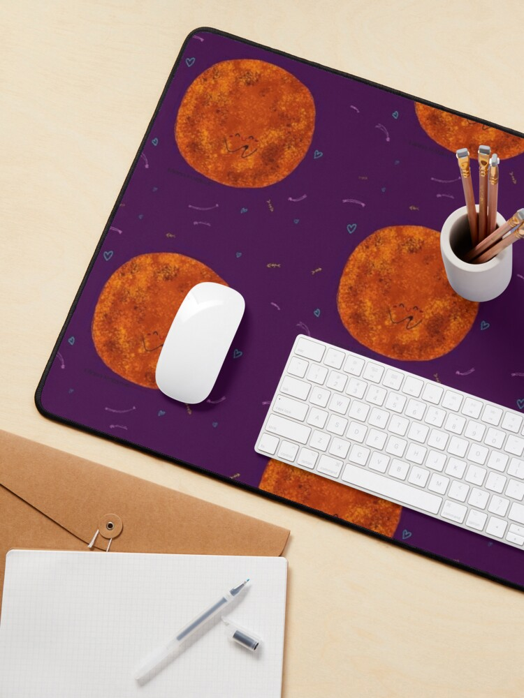 Alternate view of Venus Mouse Pad