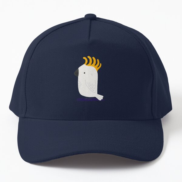 Cockatoo Baseball Cap