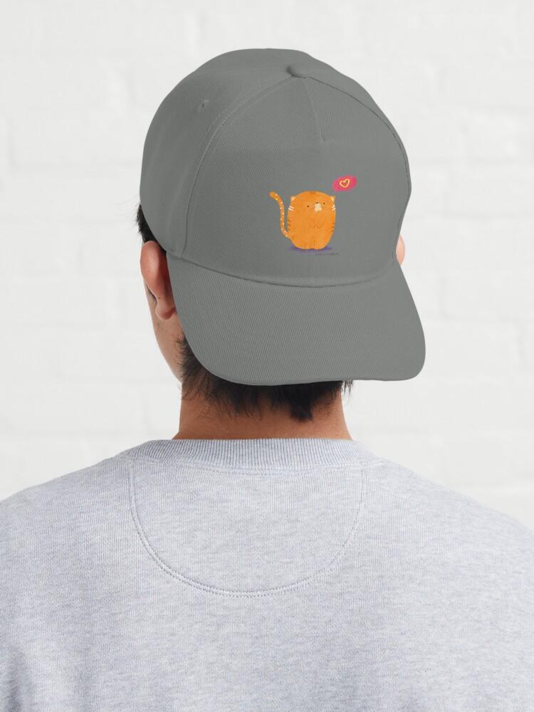 Alternate view of Fat Cat Cap