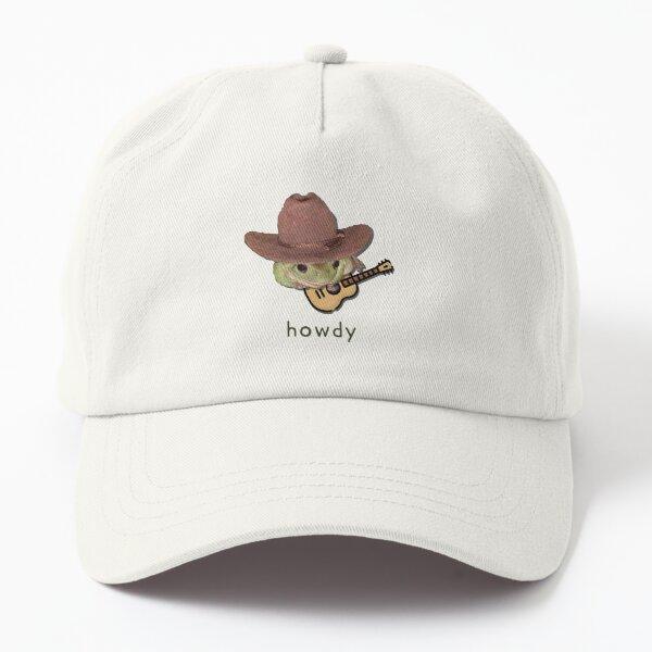 Cowboy Frog Dad Hat