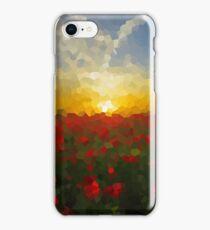 Drops of Love at Dawn iPhone Case/Skin