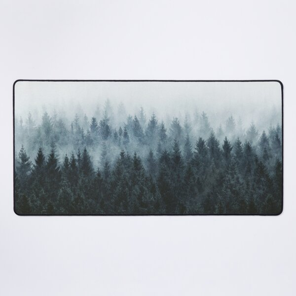 High And Low Desk Mat