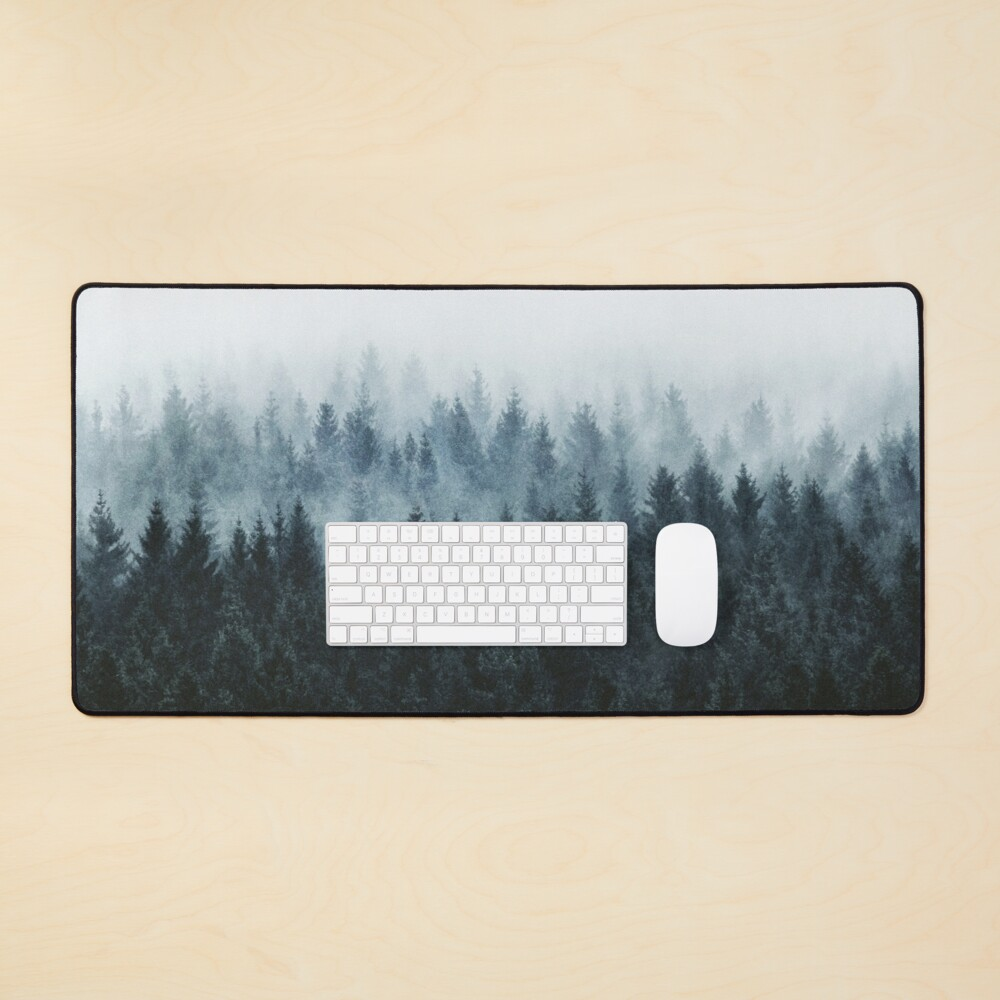 High And Low Mouse Pad