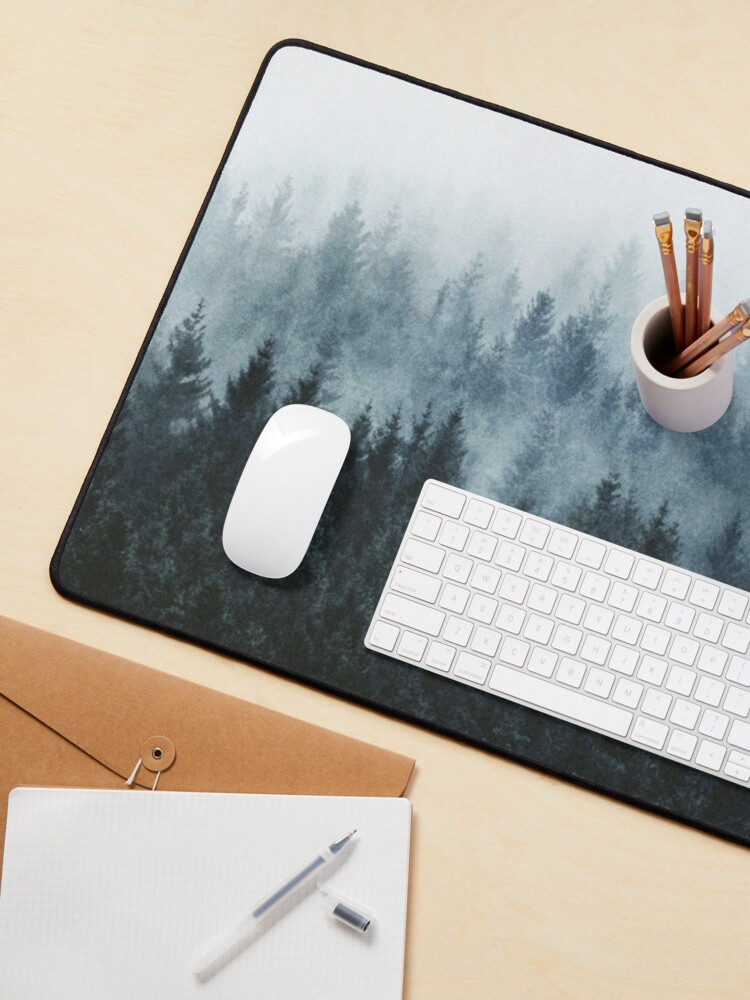 Alternate view of High And Low Mouse Pad