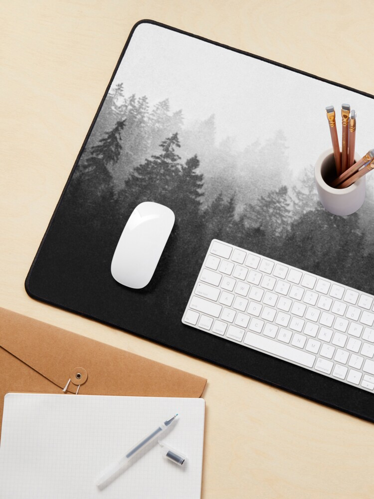Alternate view of A Wilderness Somewhere Mouse Pad