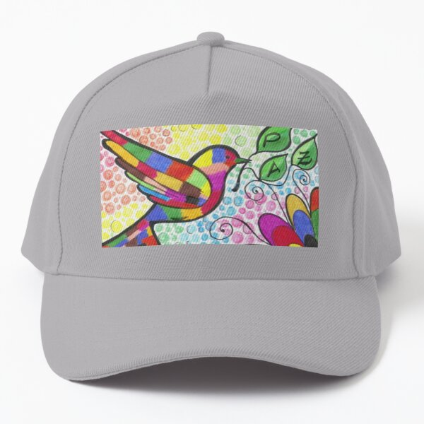 arts of asking for peace Baseball Cap