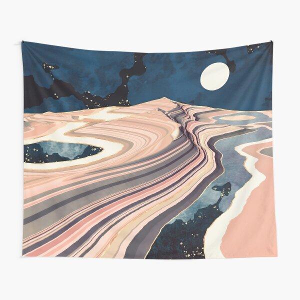 Desert Reflection Tapestry