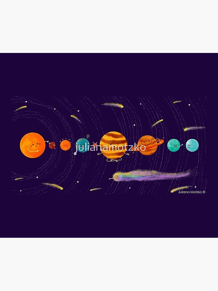 Cute Universe by julianamotzko