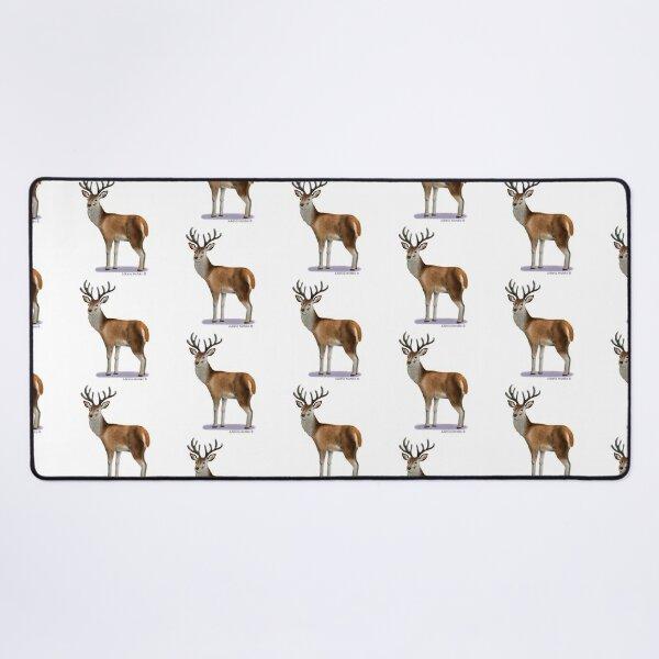 Deer Desk Mat