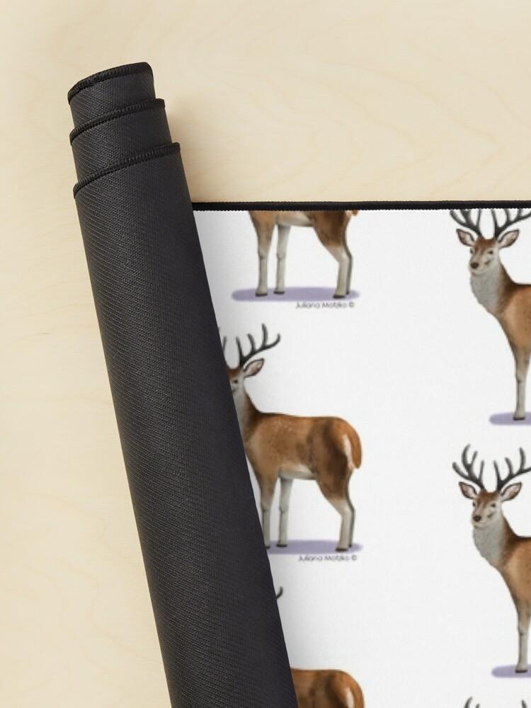 Alternate view of Deer Mouse Pad