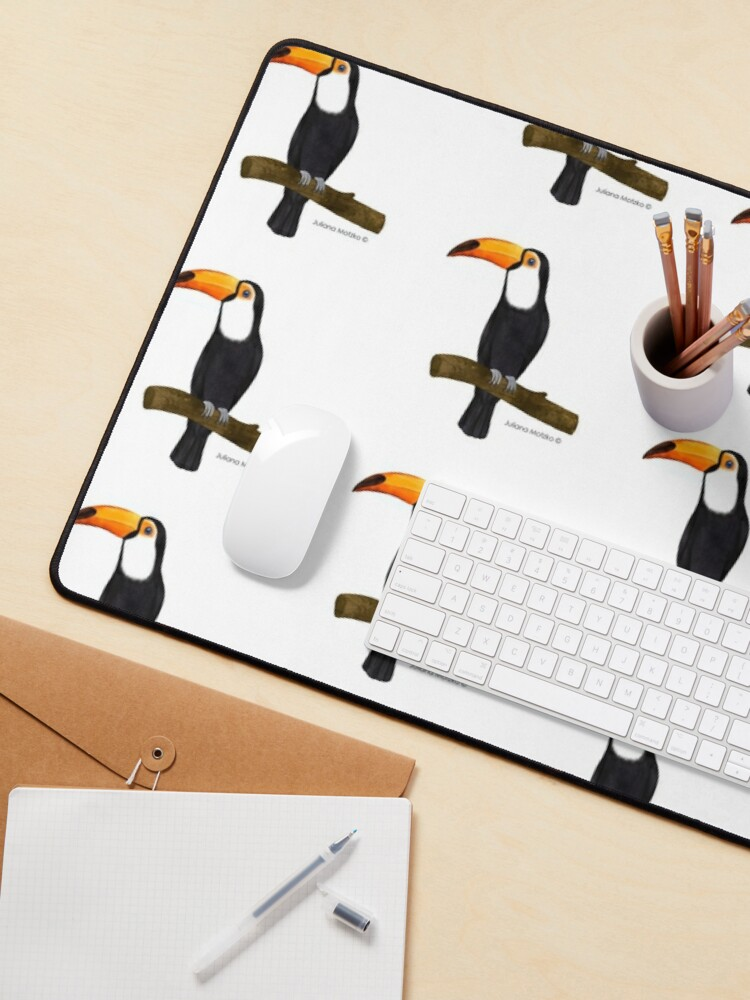 Alternate view of Toucan Mouse Pad