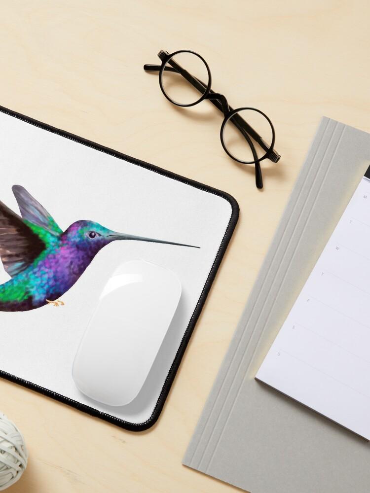 Alternate view of Hummingbird Mouse Pad