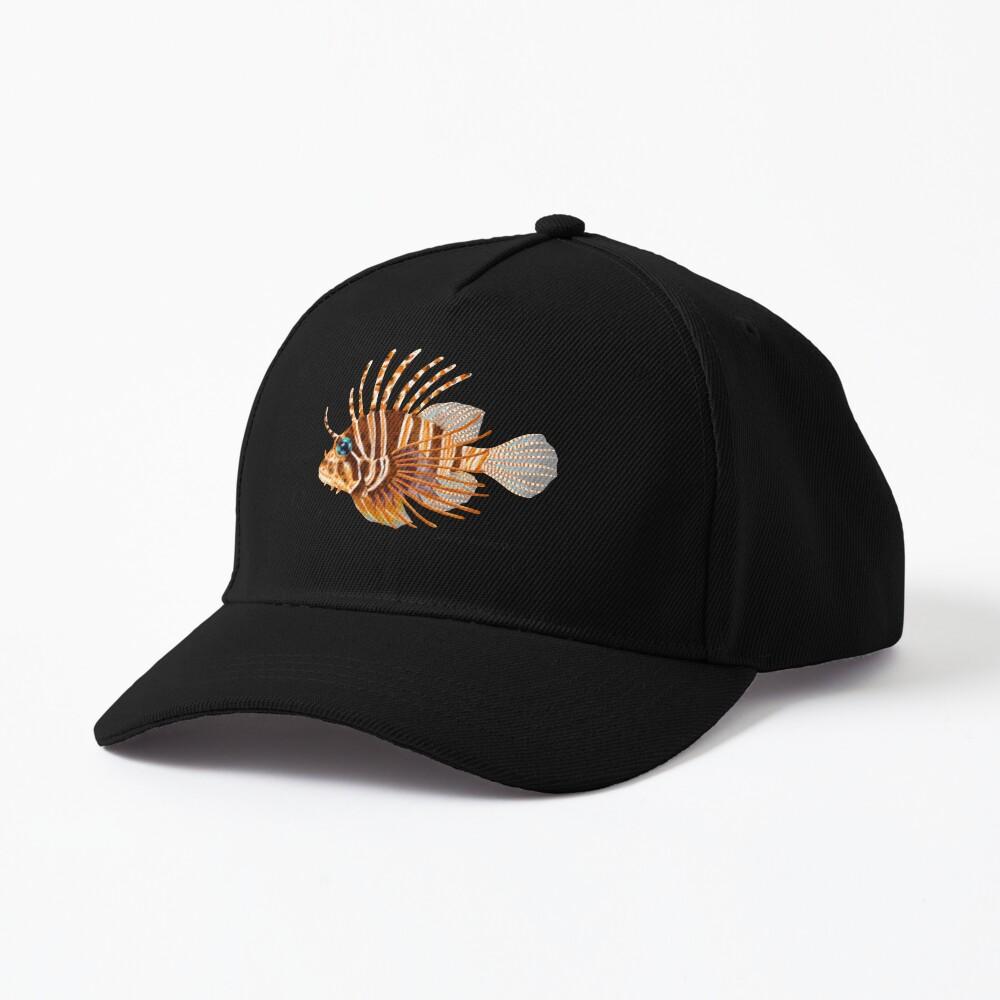Zebra Lionfish Cap