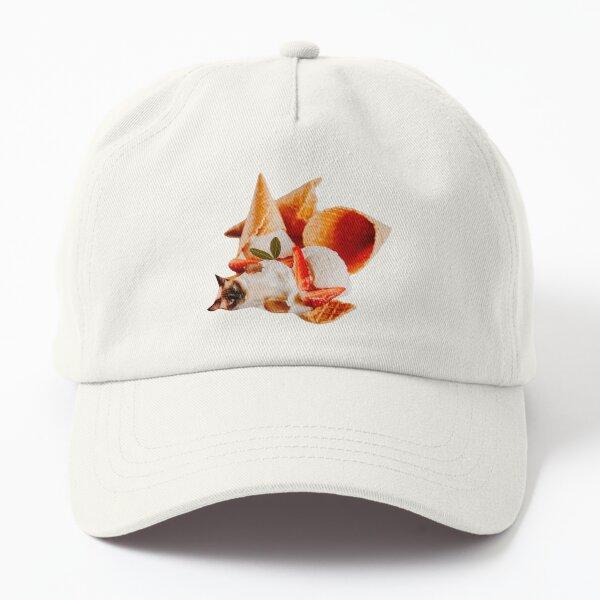 Ice Cream cat Dad Hat