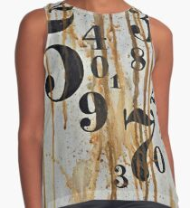 Numeric Values: Crude Figures Contrast Tank