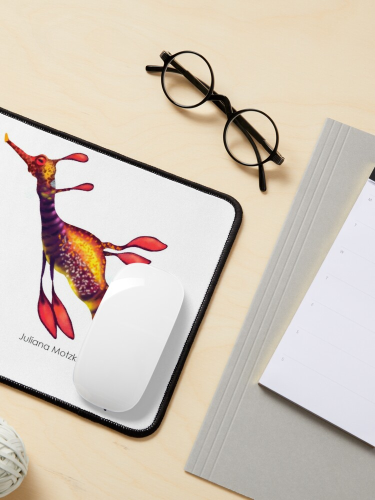 Alternate view of Weedy Seadragon Mouse Pad