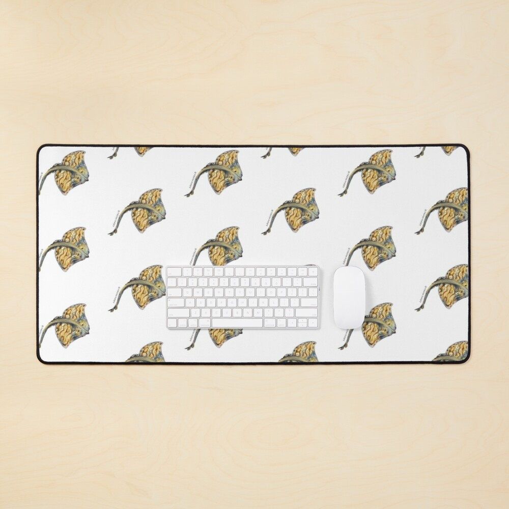 Undulate Ray Mouse Pad