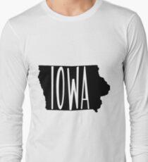 Name is Iowa Long Sleeve T-Shirt