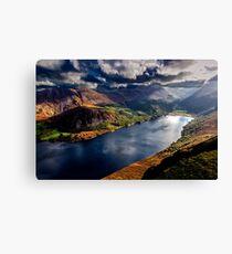 Ennerdale Water, Cumbria Lake District Canvas Print