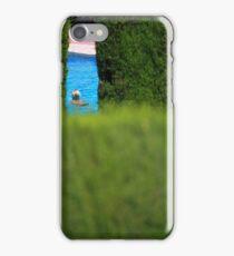 Cool pool. iPhone Case/Skin
