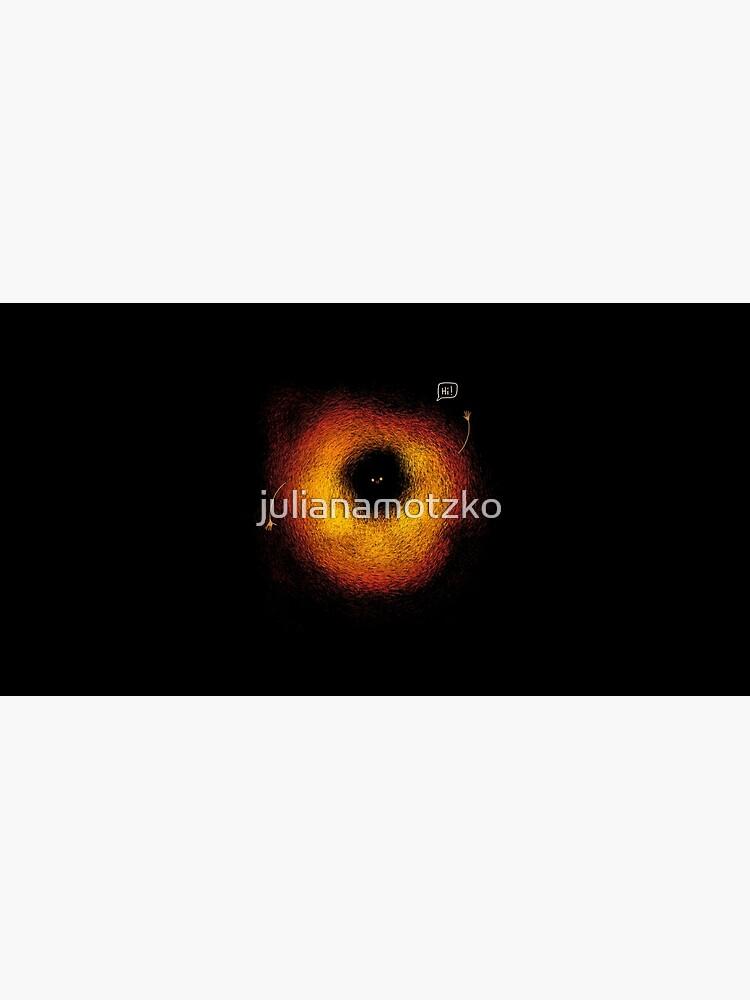 The Black Hole by julianamotzko