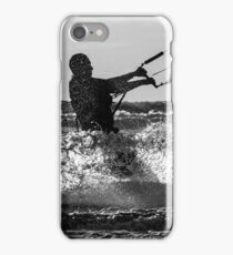 Kitesurfer iPhone Case/Skin