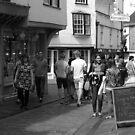 Canterbury - Sun Street by rsangsterkelly