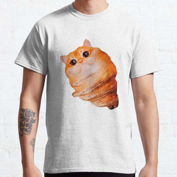 Croissant cat Classic T-Shirt