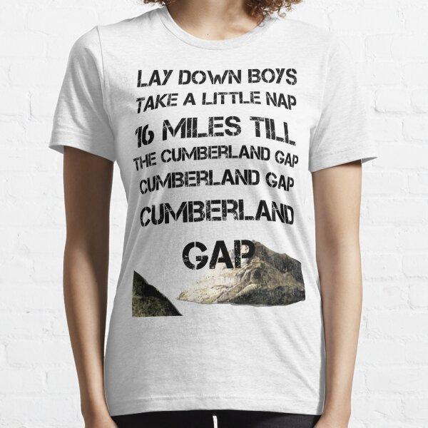 Cumberland Gap Essential T-Shirt