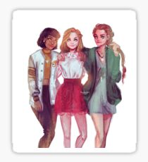 Totally Spies Sticker