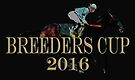 Breeders Cup 2016 Horse Racing by Ginny Luttrell