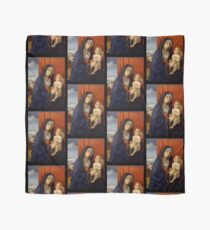 Renaissance Mother and Child  Scarf