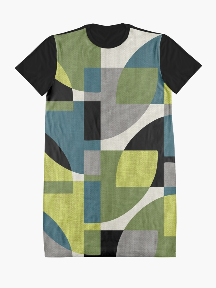 Alternate view of Fragments IV Graphic T-Shirt Dress
