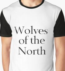Wolves of the North Graphic T-Shirt