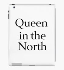 Queen in the North iPad Case/Skin
