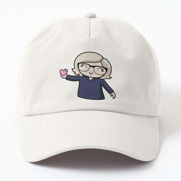 Lumerina - heart on hand Dad Hat