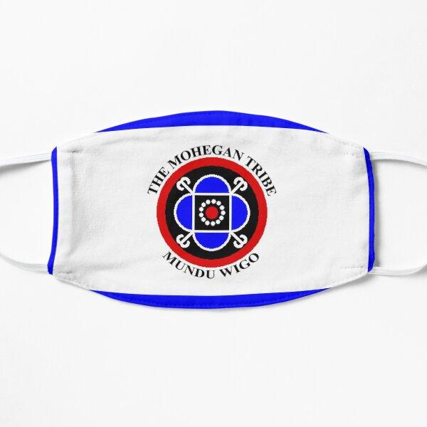 The Mohegan Tribe Flag Flat Mask