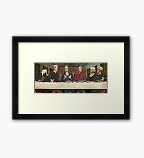 Legendary Women Framed Print